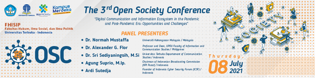 OPEN SOCIETY CONFERENCE
